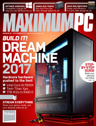 Maximum PC Sep 2017