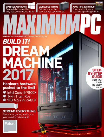 Maximum PC August 22, 2017 00:00