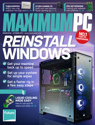 Maximum PC Oct 2017