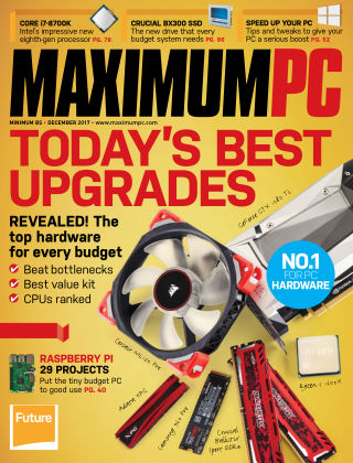 Maximum PC Dec 2017
