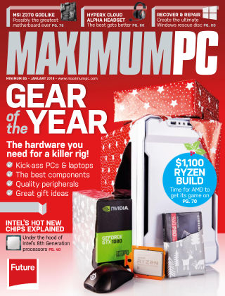 Maximum PC Jan 2018