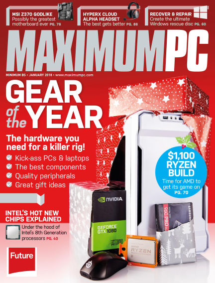 Maximum PC December 12, 2017 00:00