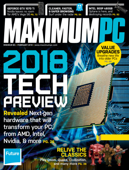 Maximum PC January 09, 2018 00:00