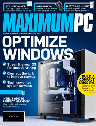 Maximum PC Mar 2018