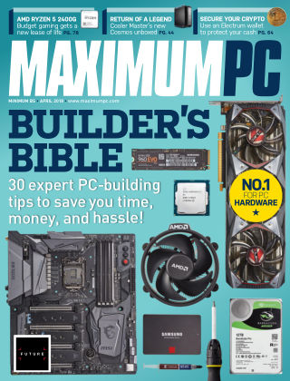 Maximum PC Apr 2018