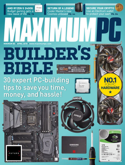 Maximum PC April 03, 2018 00:00