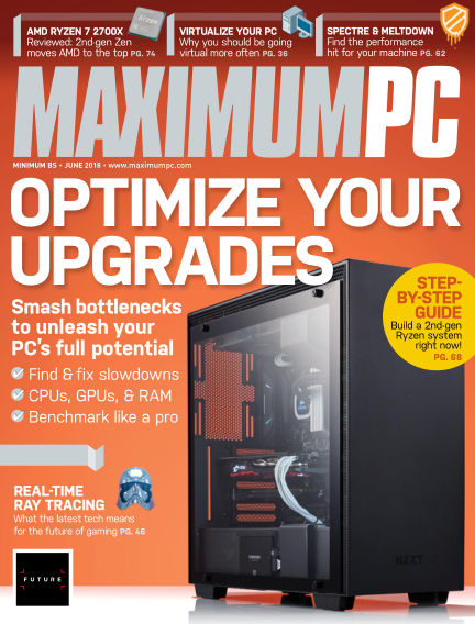 Maximum PC May 29, 2018 00:00