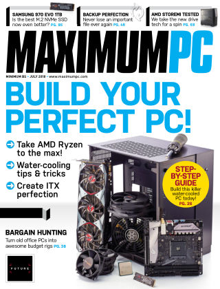 Maximum PC Jul 2018