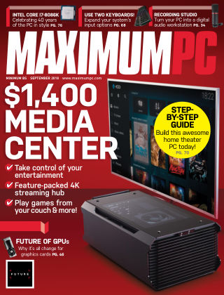 Maximum PC Sep 2018