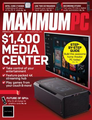 Maximum PC Sep 2018
