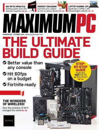 Maximum PC Oct 2018