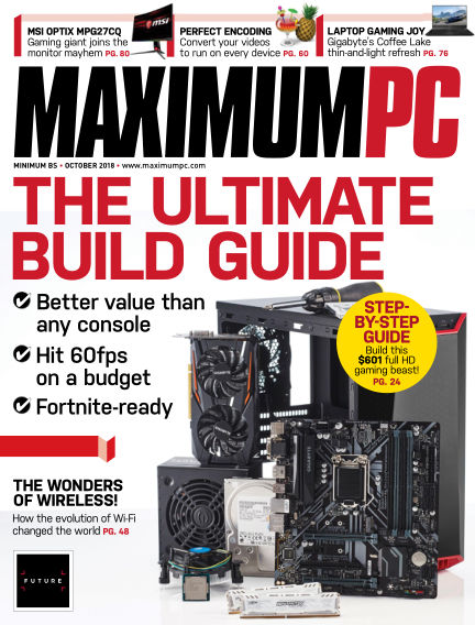 Maximum PC September 18, 2018 00:00