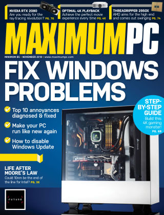 Maximum PC Nov 2018
