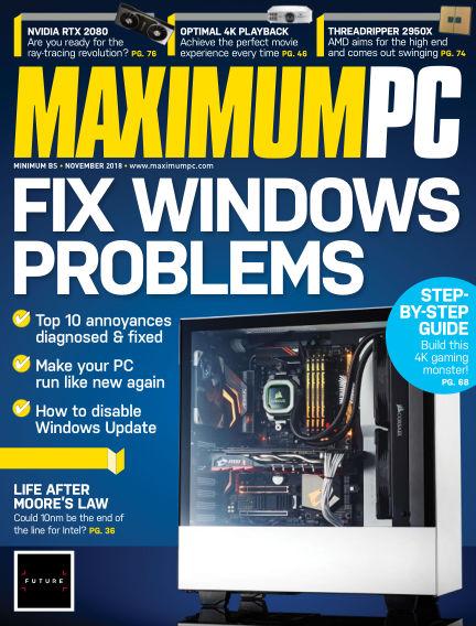 Maximum PC October 16, 2018 00:00