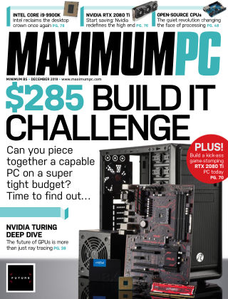 Maximum PC Dec 2018