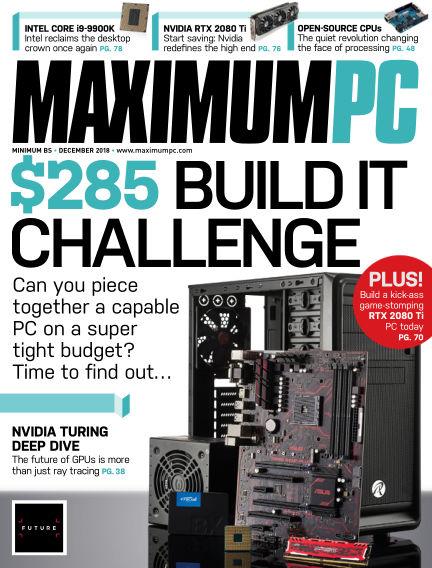 Maximum PC November 13, 2018 00:00