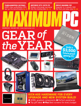 Maximum PC Holiday 2018