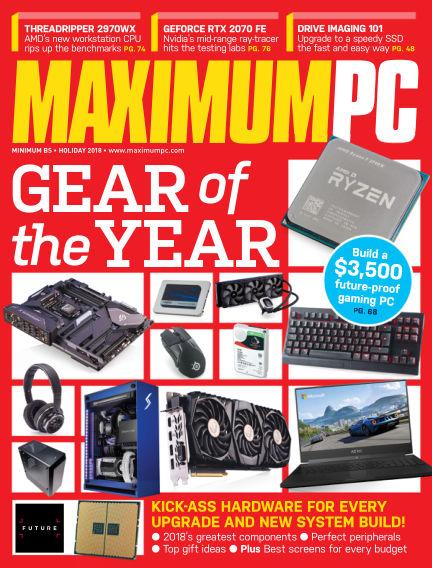 Maximum PC December 11, 2018 00:00
