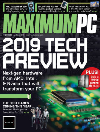 Maximum PC Jan 2019