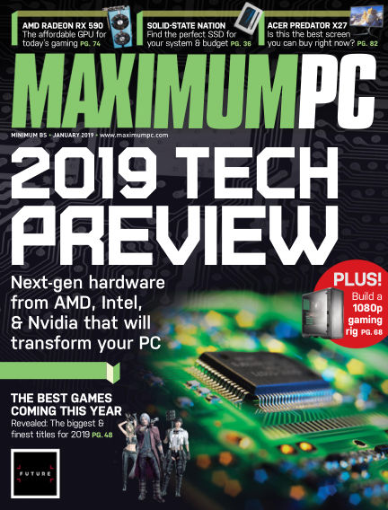 Maximum PC January 08, 2019 00:00