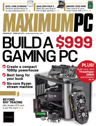 Maximum PC Feb 2019