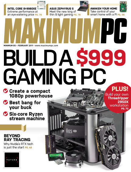 Maximum PC February 05, 2019 00:00