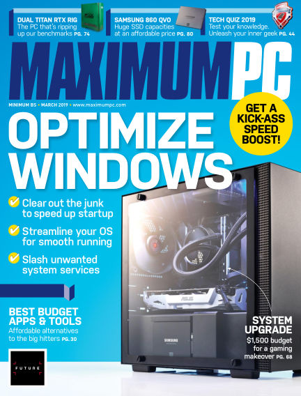 Maximum PC March 05, 2019 00:00
