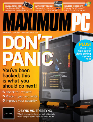 Maximum PC Apr 2019
