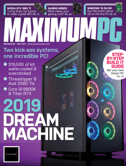 Maximum PC April 30, 2019 00:00