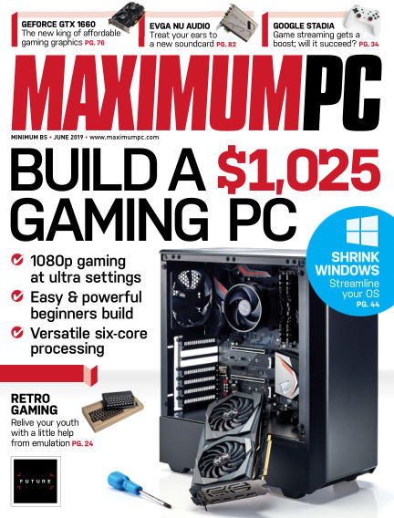 Maximum PC May 28, 2019 00:00