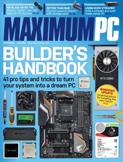 Maximum PC June 25, 2019 00:00