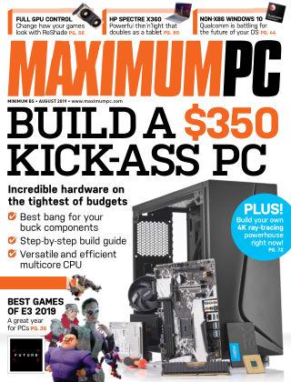 Maximum PC Aug 2019