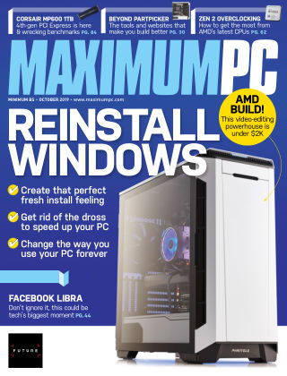 Maximum PC Oct 2019