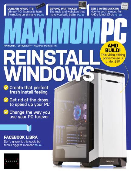Maximum PC September 17, 2019 00:00
