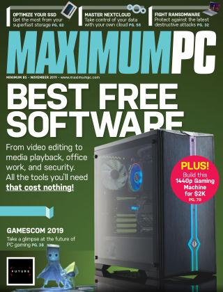 Maximum PC Nov 2019