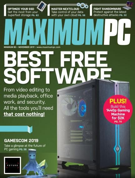 Maximum PC October 15, 2019 00:00