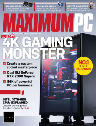 Maximum PC Holiday 2019