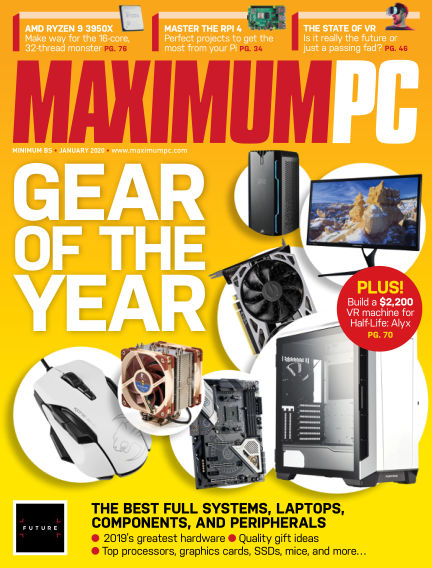 Maximum PC January 07, 2020 00:00