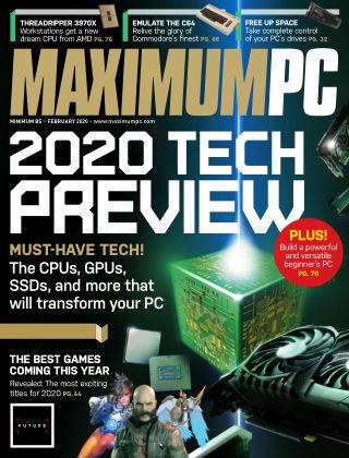 Maximum PC Feb 2020