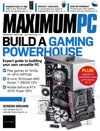 Maximum PC Mar 2020