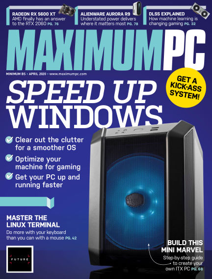 Maximum PC March 31, 2020 00:00
