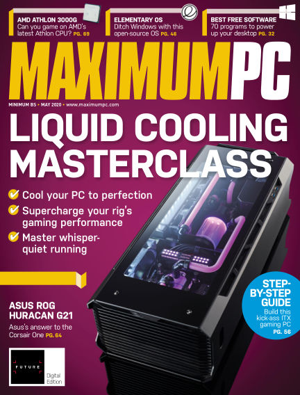 Maximum PC April 28, 2020 00:00
