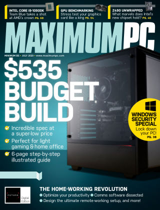 Maximum PC July 2020
