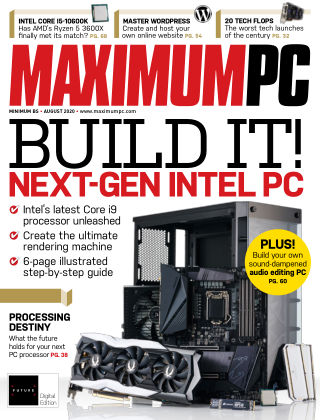 Maximum PC August 2020