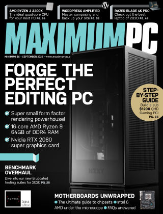 Maximum PC September 2020