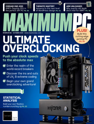 Maximum PC October 2020