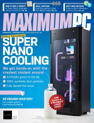Maximum PC November 2020