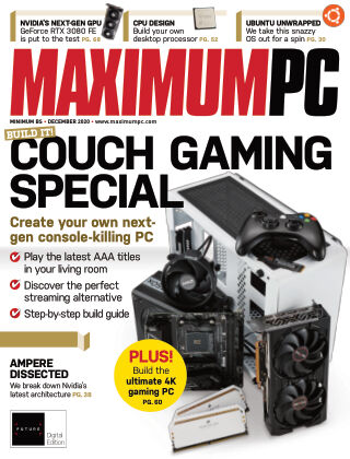 Maximum PC December 2020