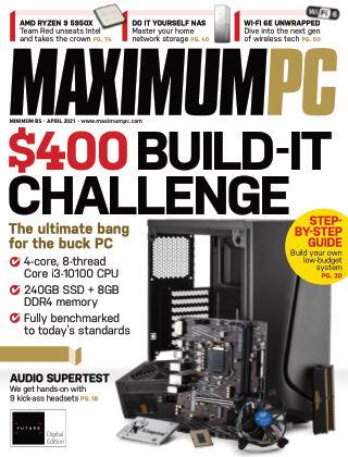 Maximum PC April 2021