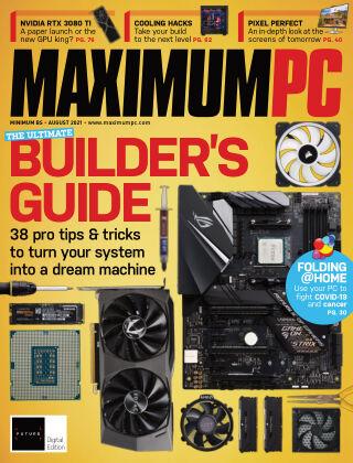 Maximum PC August